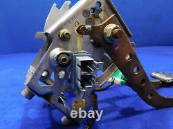 03 04 Ford Mustang Cobra Manual Gas Brake Clutch Dead Pedal Box OEM Take Off P47