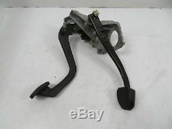 03 BMW M3 E46 #1119 Pedal Box Assembly, Brake Clutch Manual Trans
