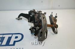 15-18 Subaru Wrx Sti Oem Brake Clutch Pedals Pedal Cage Box Factory Stock 16 17