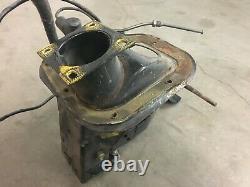 1980 BMW 635csi Pedal Box Early E24 E12 630CS 633CSi 635csi M535i Clutch Brake