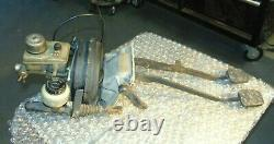 1982 Alfa Romeo Pedal Box Assembly-Brake Booster-Brake-Clutch Master-Pedals MV