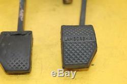1993 Lamborghini Diablo 5.7 Brake Clutch Pedal Box