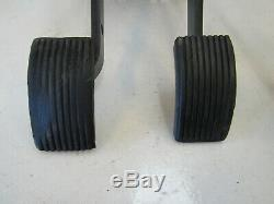 1995 Lotus Esprit S4 pedal box assy, gas brake clutch