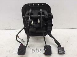 2013 DAF LF Manual Pedal Box Throttle Brake Clutch 965001352