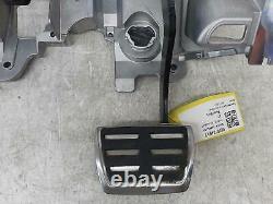 2016 AUDI A7 8 Speed Automatic Pedal Box Throttle Brake Clutch