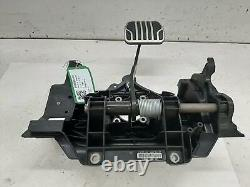 2016 JAGUAR F TYPE 8 Speed Automatic Pedal Box Throttle Brake Clutch GX5M2450DC