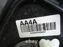 2017 Vauxhall Mokka 1.6 Diesel Pedal Box with servo 42343862