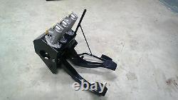 £20 off BLACK FRIDAY Mk1 Escort bias pedal box, HYDRAULIC clutch, BR-115