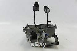 94 Ferrari 348 pedals clutch brake pedal box assembly 129614