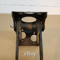 Austin Healey 3000 Original Brake Clutch Pedal Box Assembly with Pedals OEM