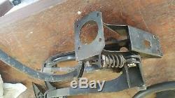 BMW 325 i is e E30 Manual Clutch Brake Pedal Box Cylinder/Hose/Grommet/Switch