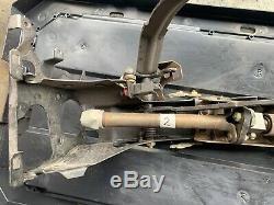 BMW E34 E32 E31 Manual Transmission Clutch Pedals Bracket Box 1988-1997 OEM