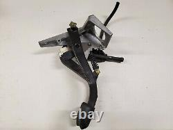 BMW E36 M3 Manual Pedal Box Clutch Pedals 5 Speed Swap Conversion ZF Assembly