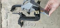 BMW E36 Manual Clutch Pedal Box Assembly Swap 328 M3 Harness and Parts