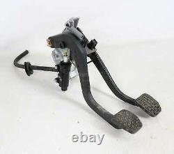 BMW E46 M3 Z4 Manual Transmission Clutch Brake Pedals Box E83 E85 1999-2008 OEM