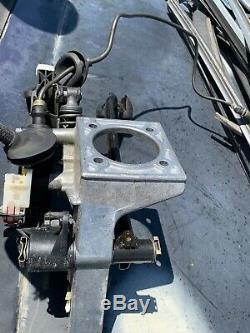 BMW Z3 M Roadster E36 Brake & Clutch Pedal Box Master Cylinder & Lines OEM