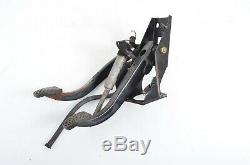 BMW e30 manual gearbox pedal box set witch clutch pedal used
