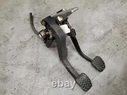 BMW z3m M Roadster Manual Pedal Box Assembly Clutch Pedals 1164842