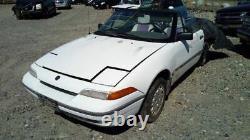 CAPRI 1991 92 93 94 Gas Brake Clutch Pedal Box 6427169