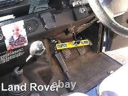 Clutch Claw Land Rover Security Device Motorhome Camper Van Car 4x4 Pedal Box
