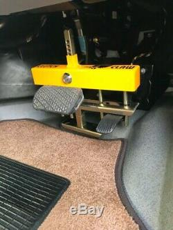 Clutch Claw Land Rover Security Device Motorhome Van Car 4x4 Pedal Box