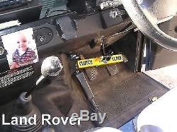 Clutch Claw Land Rover Security Motorhome Van Car 4x4 Pedal Box