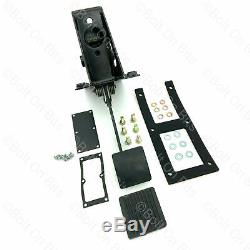 Clutch Pedal Box lever Rubber Gasket Fixings Defender 2007 to 2011 2.4 Tdci only