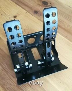 Compbrake Floor Mounted Brake Bias Pedal Box for hydraulic Clutch