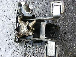Daf 45 / 150 Complete Pedal Box With Foot Brake Valve And Clutch Valve