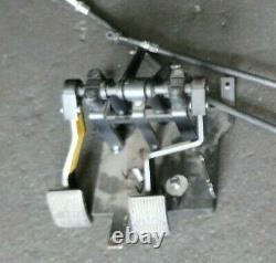 Driving Instructor Dual Clutch & Brake Pedal Box