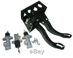 Escort Mk1 Rix Engineering Brake Bias Pedal Box Grp4 Works Spec Hydraulic Clutch