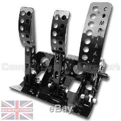 FITS BMW E30 Remote Floor Mounted CABLE CLUTCH Pedal Box CMB6051-CAB-BOX
