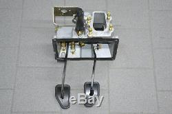 Ferrari 348 Padal Bremspedal Kupplung Pedalgestell Pedal support Box Clutch