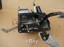 Ferrari 355 Pedal Box Ferrari 355 Brake Pedal F355 Clutch Pedal