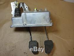Ferrari 512 Testarossa Pedal Box Clutch Release Control / Brake Pedal # 123247
