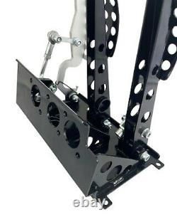 Fits Renault Clio 3 Cable Clutch Floor Mounted Pedal Box With Standard Kit