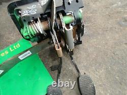 Ford Ka 08 To 17 Foot Brake Clutch Pedal Box-le671eu