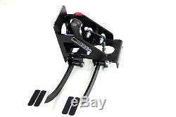 Hotrod Under Dash Brake Clutch Pedal Assembly Box Engineer Cert Ford, Chev, Holden