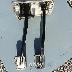 Jaguar XJ6 LHD Clutch / Brake Pedal Box 1974 -87 With Cylinder, With Pads