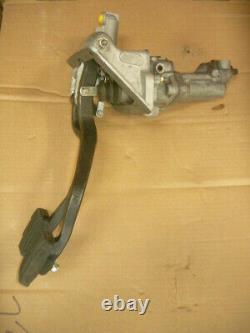 Jaguar XJS Manual Pedal Box LHD Clutch Brake Pedals & Wilwood Master Cyl 76-94