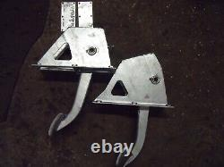 Land Rover Series brake & clutch pedal boxes refurbished & galvanised