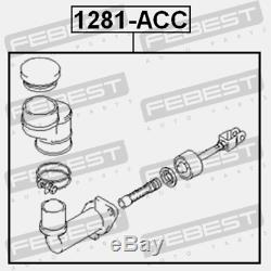 Lot Of 20 New Febest 1281-acc Clutch Master Cylinder