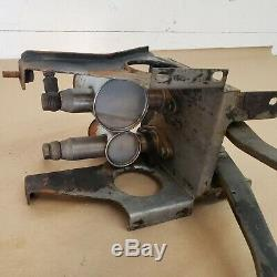 MG MGB 1962-1974 Original Brake Clutch Pedal Box Housing With Pedals OEM
