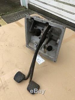Mercedes W460 Manual Gearbox, Pedal Box, Clutch, Flywheel, Prop Shaft