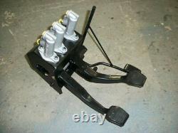 Mk1 Escort bias pedal box, HYDRAULIC clutch, BR-115-WILWOOD