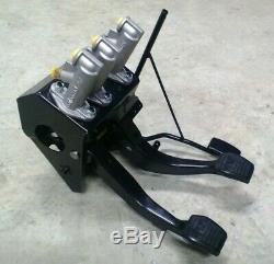 Mk1 Escort bias pedal box, HYDRAULIC clutch, PACKAGE DEAL BR-115+BR-22x3+BR58x3