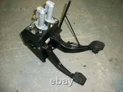 Mk1 Escort bias pedal box KIT, cable clutch BR-101WILWOOD + BR-22x2 BH-1000x2
