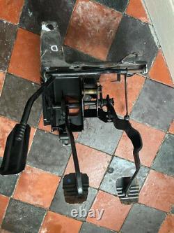 Mk2 Golf hydraulic Clutch conversion B3 Passat pedal box. 02a/j Vr6 20vt Pd Tdi