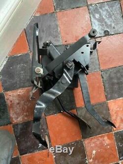 Mk2 Golf hydraulic Clutch conversion Passat B3 pedal box. 02a/j Vr6 20vt Pd Tdi