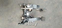 Mk6 Vauxhall Astra J 09-15 Reg Pedal Box Clutch & Brake Pedal 13252182